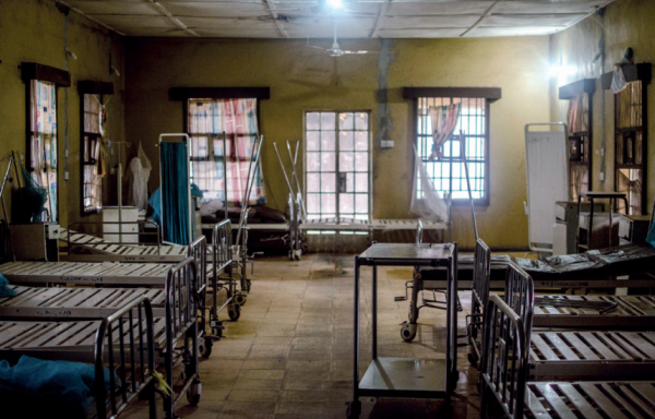 Ebola's lost ward (Nature)